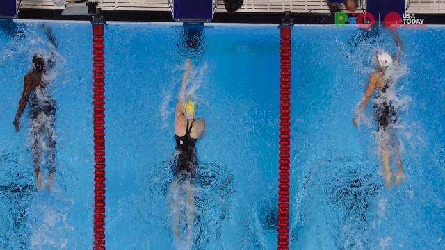 Reporter's Notebook in Rio: The meaning of Olympic race