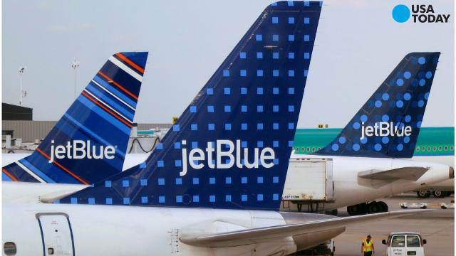 JetBlue said 22 passengers and two crew members were injured when its flight from Boston to Sacramento, Calif ran into heavy turbulence on Thursday.