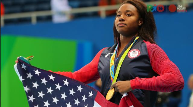 Simone Manuel's race remarks hit home
