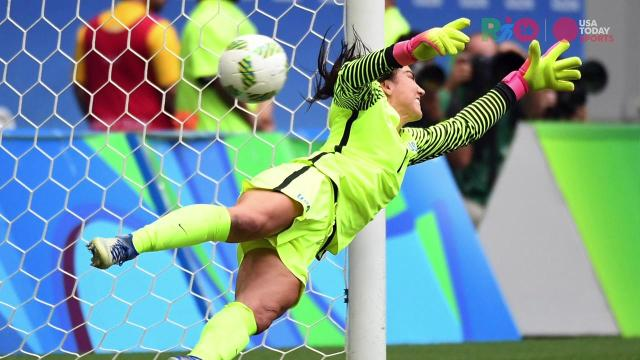 USA women's soccer team knocked out of Olympics