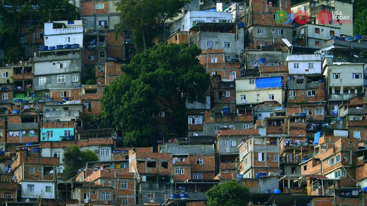 Rio Daily: The sprawling favelas