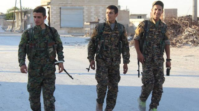backed Syrian forces gave defeated ISIL militants safe passage