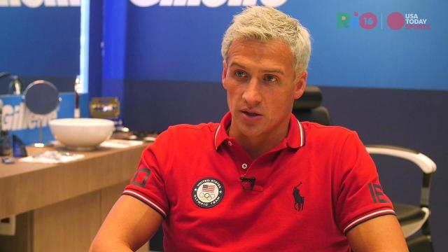 Ryan Lochte says he 'needs a break' from swimming