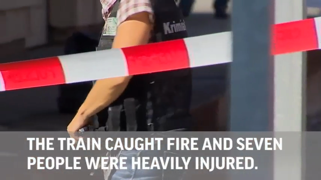 Suspect Dies After Deadly Attack on Swiss Train
