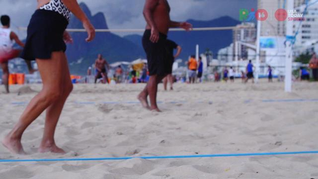 Rio Daily: Futevôlei, one of Brazil's favorite beach sports