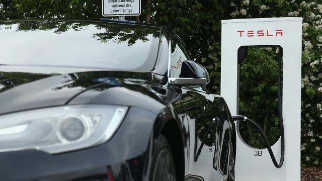Some future models of Tesla cars may be getting an upgraded battery. Video provided by Newsy