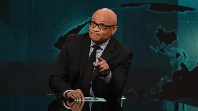 Since taking over he Colbert Report time slot on Comedy Central, Larry Wilmore's Nightly Show has lost more than half of the viewers Colbert had. Video provided by Newsy
