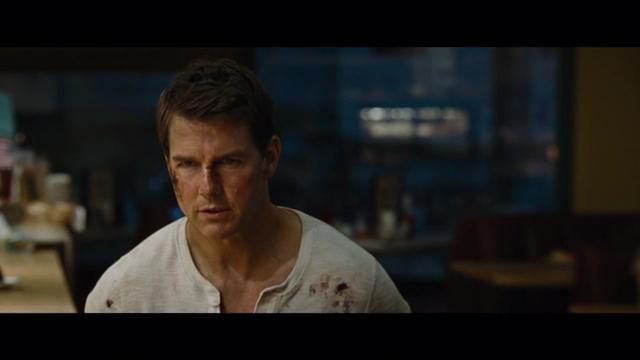 Tom Cruise reprises his role as Jack Reacher. This time, he has to prove his innocence when he returns to his military unit and is accused of murder.