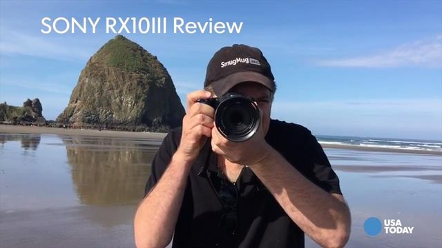 Jefferson Graham reviews Sony's RX10III camera, calling it the best travel camera, but also pricey. #TalkingTech.