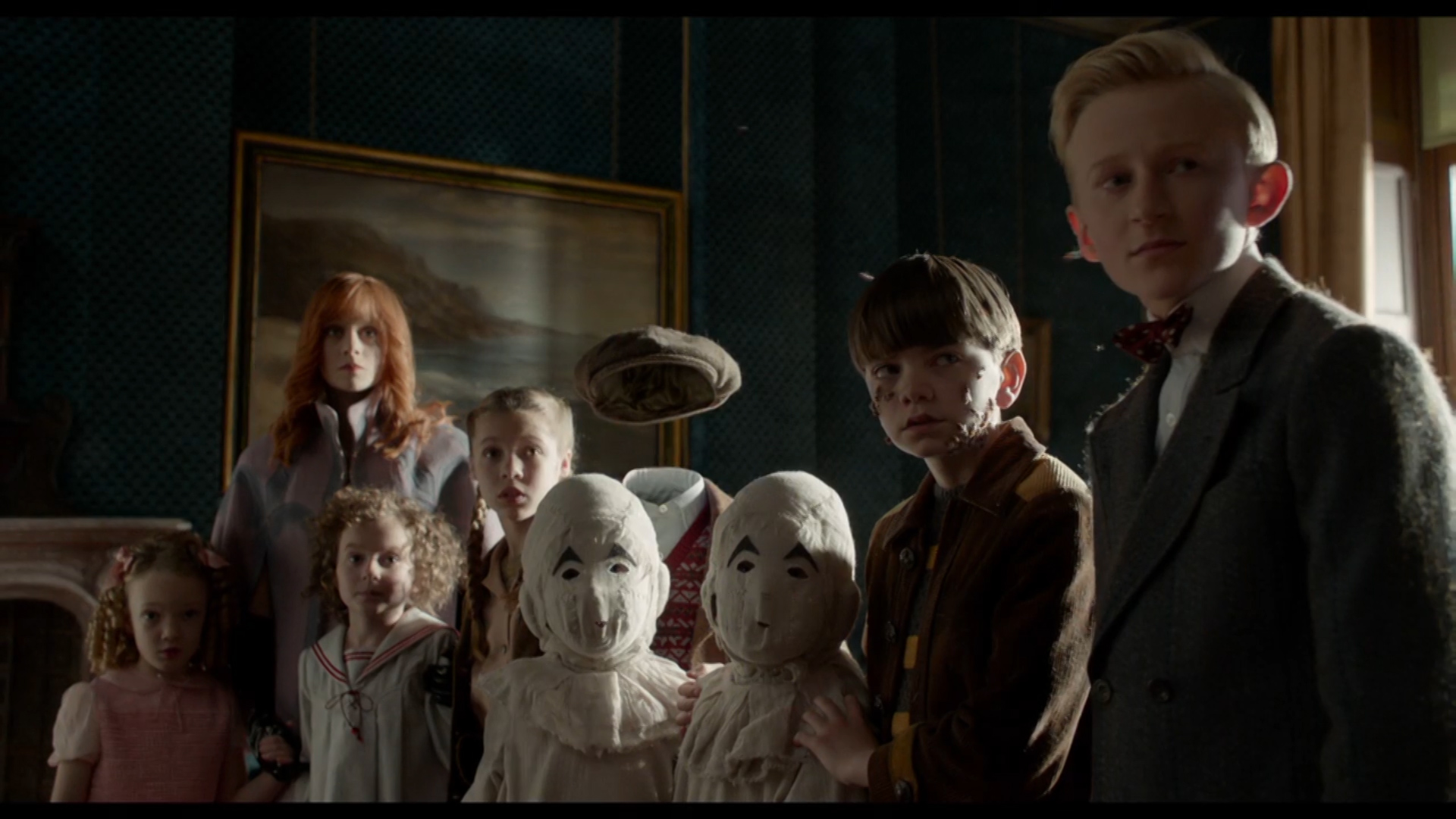 A boy becomes the protector of a group of extraordinary peers in Tim Burton's adaptation of the best-selling book 'Miss Peregrine's Home for Peculiar Children.'