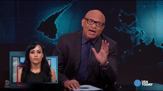 Jon Stewart Makes Surprise Appearance on Larry Wilmore After Show Cancellation
