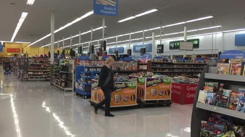 Walmart's grocery department is doing big things for the retailer.