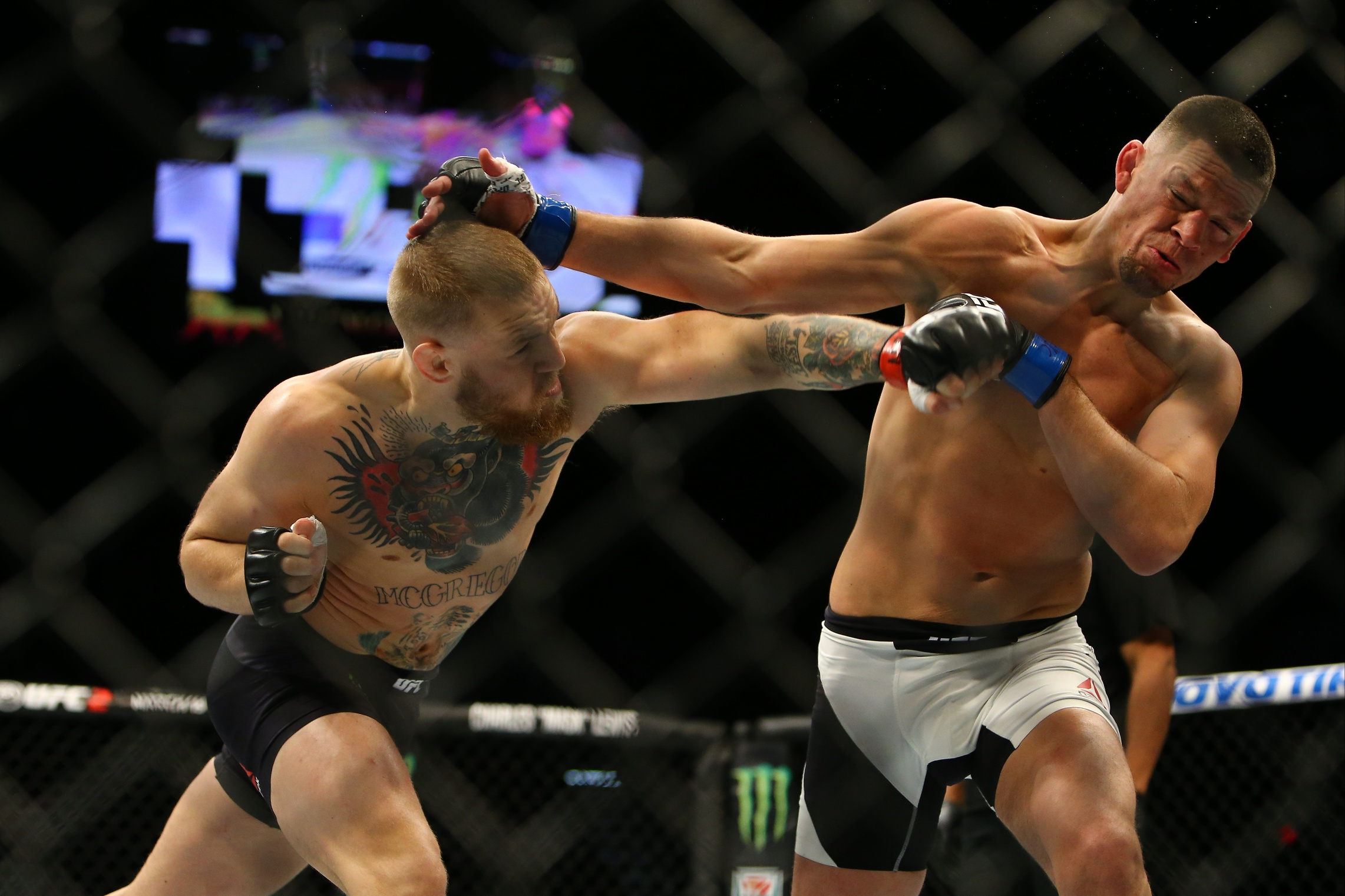 MMA media predict Nate Diaz vs. Conor McGregor at UFC 202
