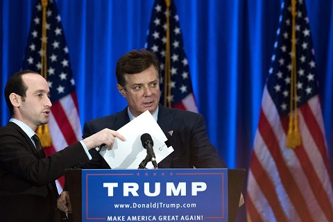 Paul Manafort resigns in more Trump campaign shakeup