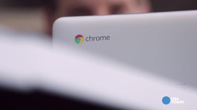 Google's Chromebook update will allow the inexpensive laptops to run apps from the Android store opening them up to apps from Microsoft Word to Quicken. Jefferson Graham reports on #TalkingTech