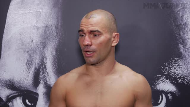 Artem Lobov UFC 202 post fight interview
