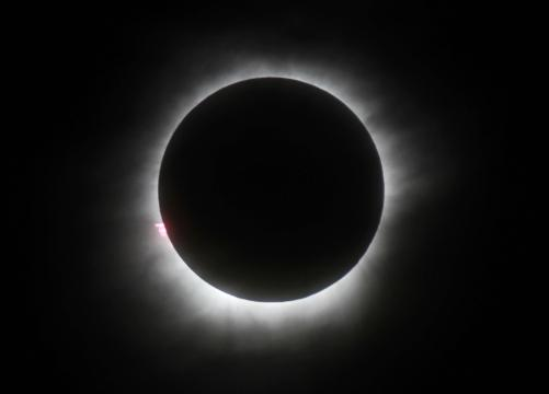 One year from now, America will see its first total solar eclipse since 1979. The next one won't happen until April 2024.