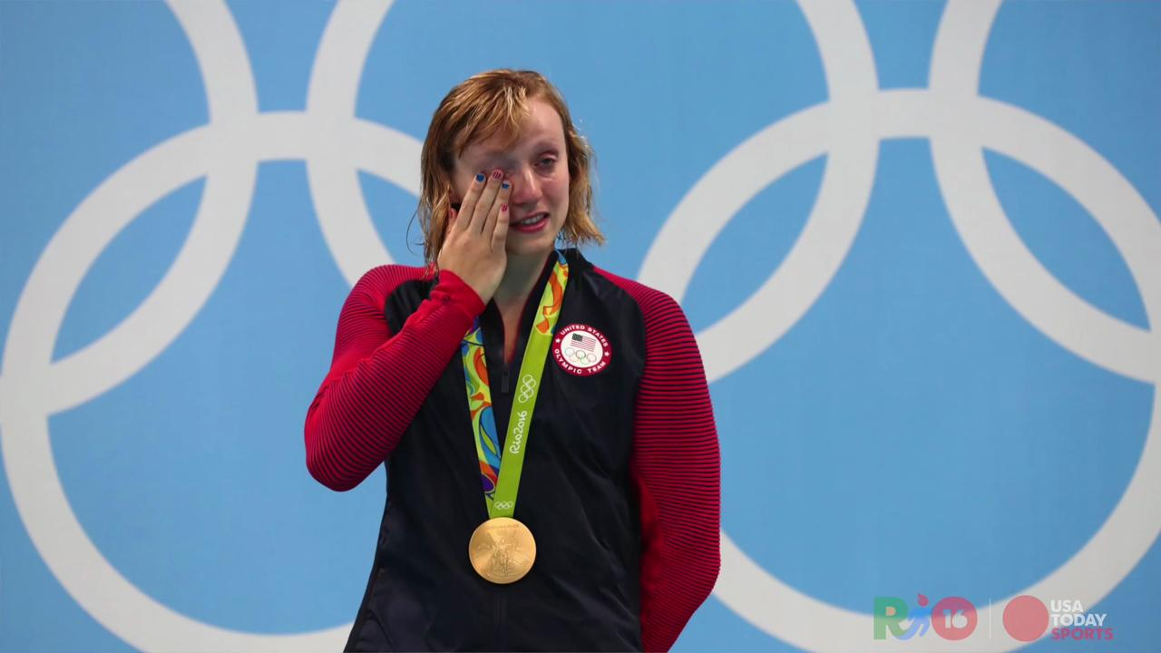 USA TODAY Sports' Nancy Armour shares her Top 5 from Rio.