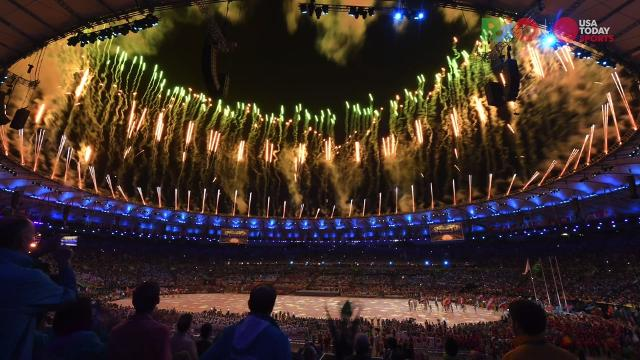 Here are the best sights from the last day in Rio.