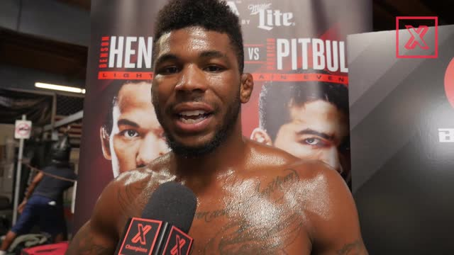 Bellator 160's Joey Davis: 'I'm a walking legend'