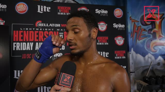 Bellator 160's A.J. McKee transitions from Bonnie and Clyde to The Three Musketeers