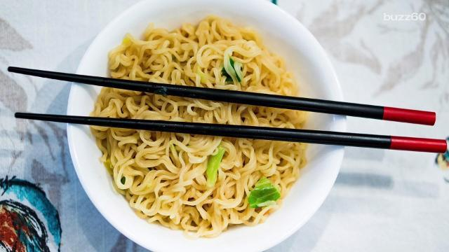 Ramen noodles are more valuable than cigarettes in prison