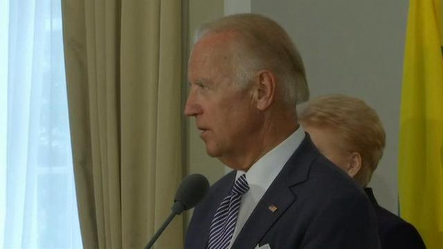 Biden calms Euro fears on Trump NATO plans