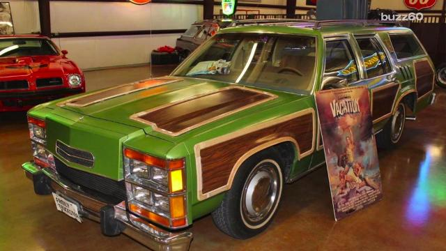 Want to ride in style? the Griswold's 1979 Ford LTD wagon from National Lampoon's Vacation is now for sale. Maria Mercedes Galupppo (@mariamgaluppo) has more.