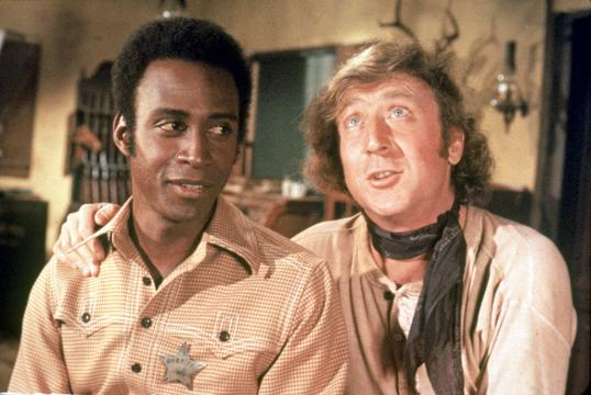 A few fun facts about the classic movie 'Blazing Saddles' directed by Mel Brooks, who has recently been sharing fun behind-the-scenes stories about the iconic movie that was the beginning of a series of comedic movies for Brooks.