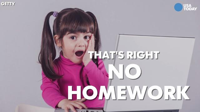 Homework or no homework