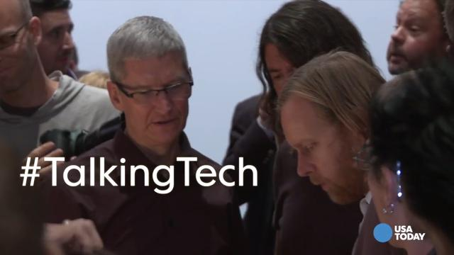 Jefferson Graham weighs in on the five years of the Tim Cook era at Apple, and how they compare to the previous 5 under the late Steve Jobs on #TalkingTech.