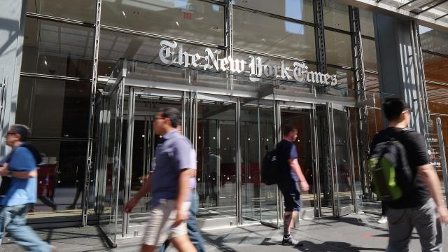 Authorities suspect hackers working for Russian intelligence conducted cyberattacks against New York Times reporters. Video provided by Newsy