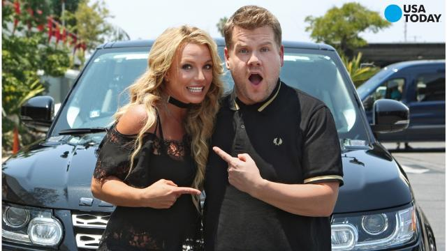 Britney Spears is about to drop new album and she is promoting it with a little Carpool Karaoke.