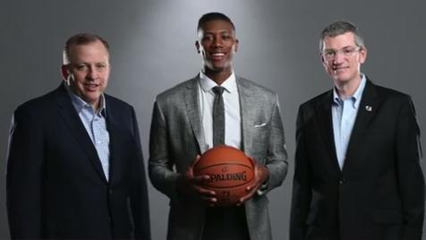 Kris Dunn says Timberwolves are 'beautiful organization'