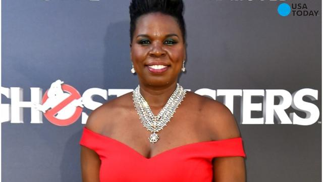 Leslie Jones' website was vandalized on Wednesday, but the Ghostbusters star has yet to comment on the trolling. There has been, however, no lack of support from Jones' fans, who have been sending her uplifting messages since the attack.