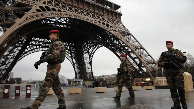 Terrorism is draining the French economy