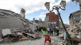 Watch aerial footage of the deadly earthquake In Central Italy