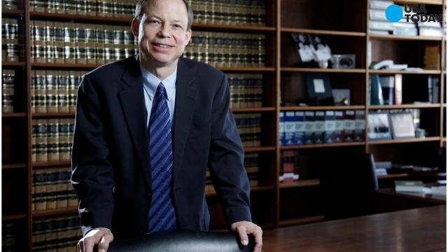 Judge Persky sparked a lot of debate when he gave a six month sentence to a Stanford swimmer who had sexually assaulted a fellow student. The Northern California judge received sharp criticism online, as well as a withering rebuke in an open letter from the swimmer's victim.