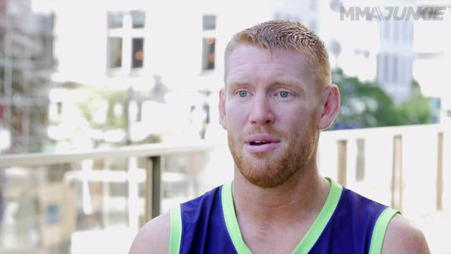 Sam Alvey looking to stay busy, wants to fight alongside Dan Henderson in Manchester