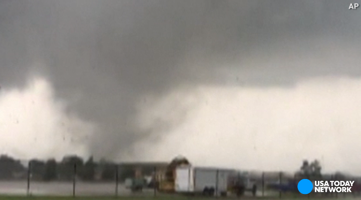 8 tornadoes carved through Indiana, thousands without power