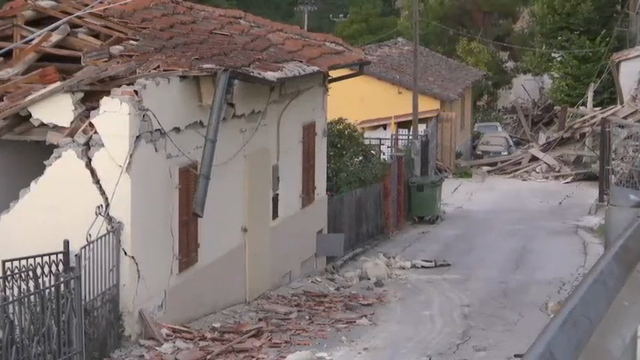Raw: More Than 200 Dead in Italy Quake