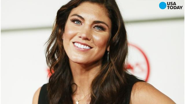 Hope Solo Suspended For Six Months For Trash-Talking Sweden