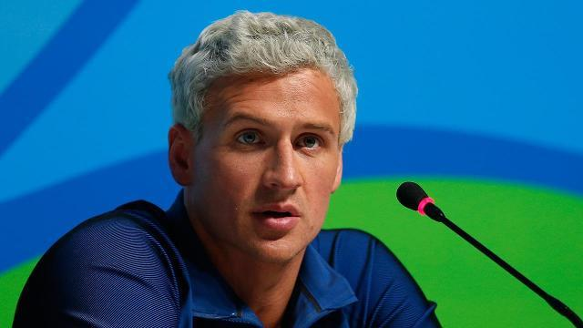 Ryan Lochte to join 'Dancing with the Stars' cast
