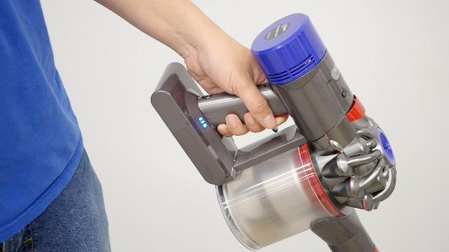 The Dyson V8 Absolute is the best cordless vacuum you can buy