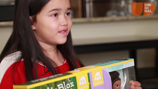 """""""True or false: Pink is a girls' color, blue is a boys' color."""" (False!) This female engineer created special toys to empower girls to embrace their inner-engineer."""
