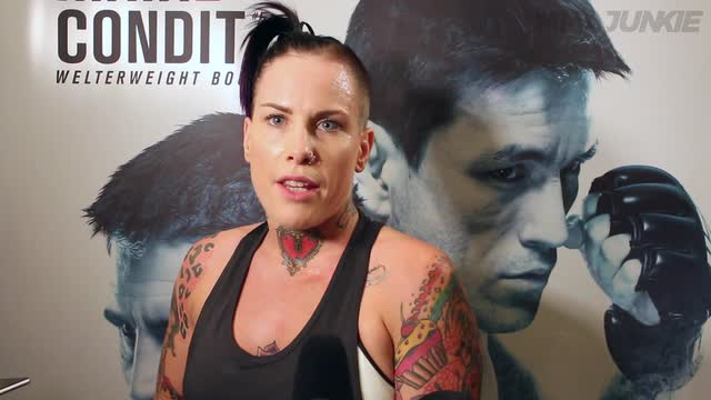 Bec Rawlings feels Paige VanZant deserving of hype, but not necessarily because of her skill