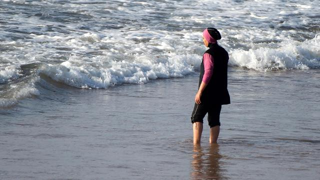 Burkini sales soar after French ban
