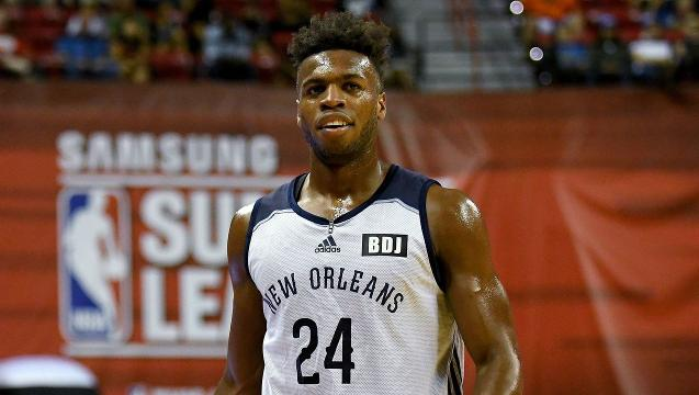 Buddy Hield: Life as a rookie moves 'fast' after NBA draft