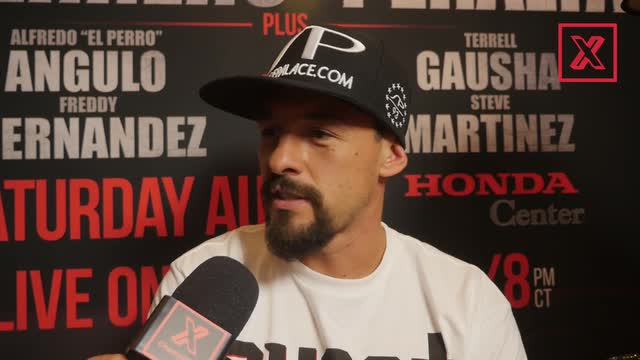 Bellator 160 boxer Guerrero says Mayweather and McGregor should fight in a WWE ring