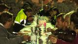 Italian chefs comfort earthquake victims with food